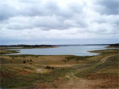 Barragem de Odivelas, Ferreira do Alentejo