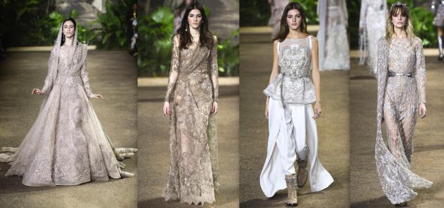 Elie - haute couture Spring 2016