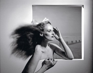 Grace Coddington em 1974