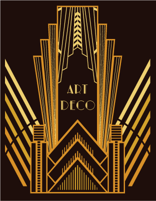 Art d co knoow for Art deco artists and designers