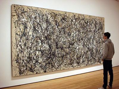 Jackson Pollock- Number 31 - MoMA