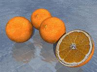 Exemplo de composição assimétrica