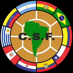 Logo CONMEBOL