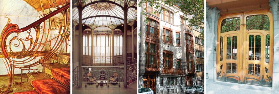 Victor Horta_Casa Solvay_Bruxelas