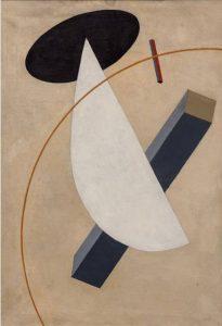'Proun_Vrashchenia'_by_El_Lissitzky,_ca._1919