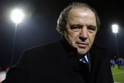 O seu ultimo destino como treinador foi a Argélia