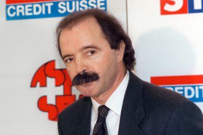 Enquanto seleccionador da Suíça