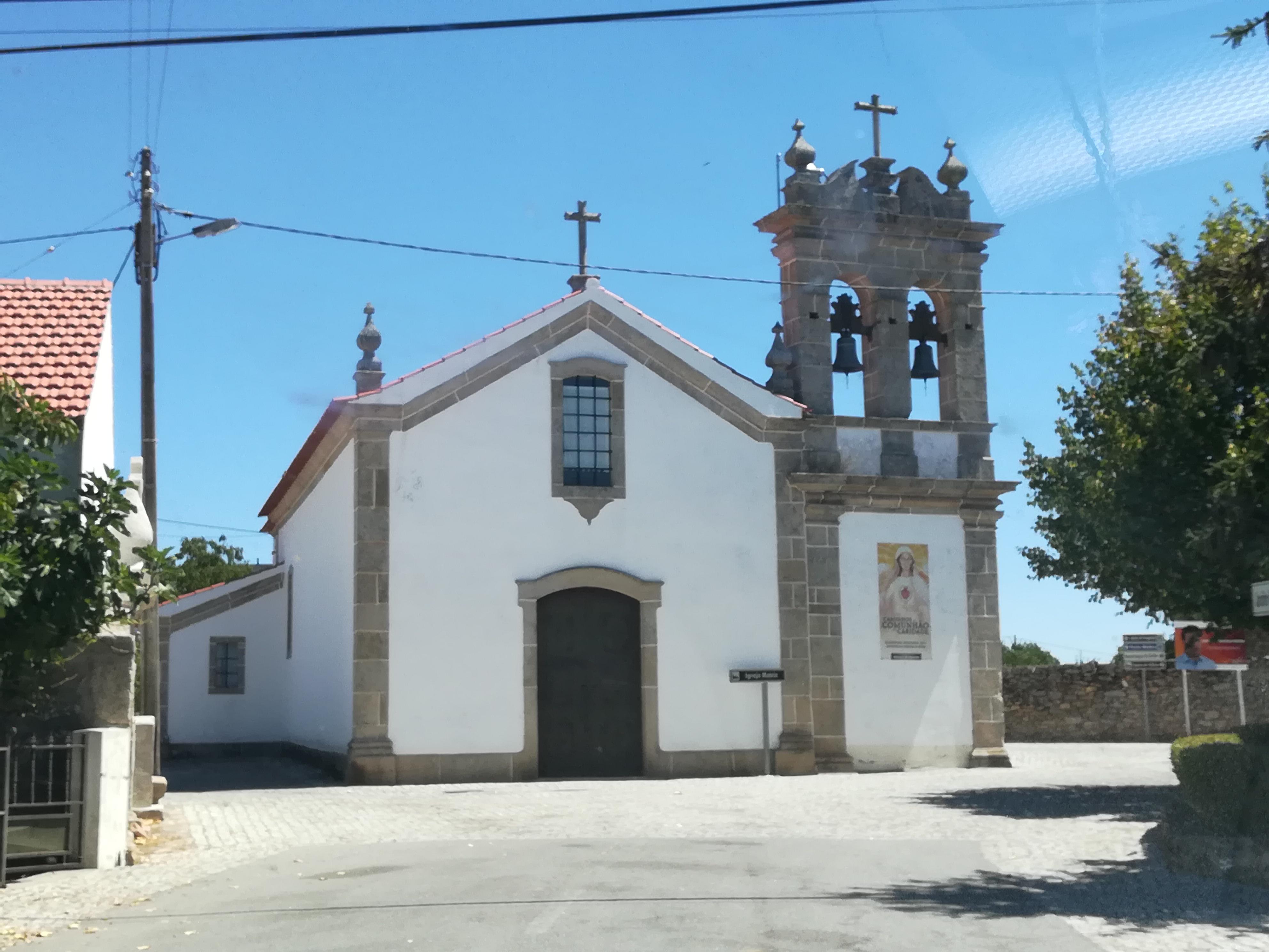 Igreja de Monte Perobolço