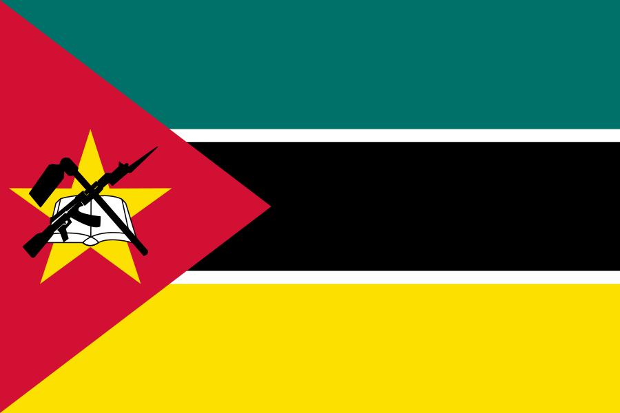 Bandeira-Moçambique