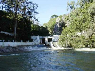 nascente rio alviela
