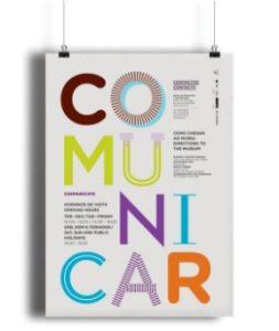 Exposição permanente do museu: «Comunicar»