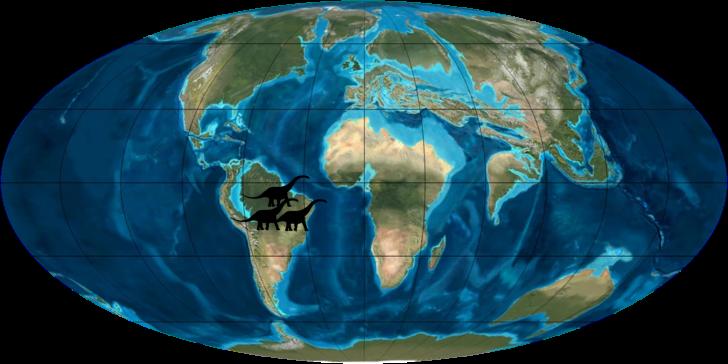 Maxakalisaurus-mapa