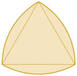 Triângulo de Reuleaux