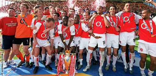 Arsenal Campeão 2003-2004