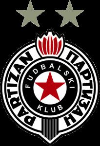 Logo Partizan de Belgrado