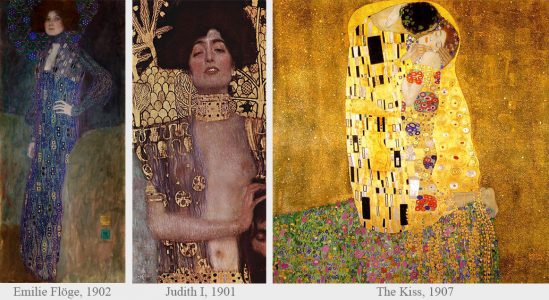 Gustav_Klimt-Art_Nouveau