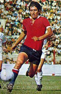 Yazalde nos tempos do Independiente
