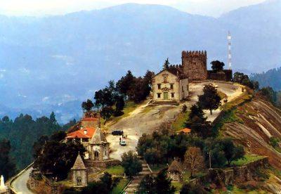 Castelo de Lanhoso e o Santuário