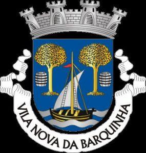 brasão vila nova da barquinha
