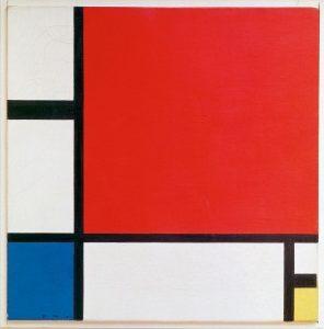 Piet_Mondriaan_1930_-_Mondrian_Composition_II_in_Red_Blue_and_Yellow-296x300