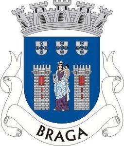 brasão braga