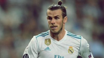 Bale ao serviço do Real Madrid FC