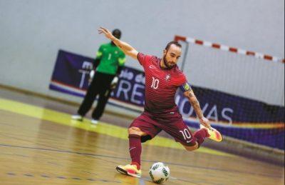 Ricardinho, jogador português de futsal