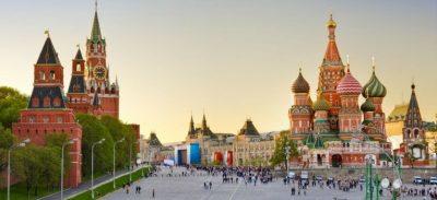 Moscovo, maior cidade na Europa