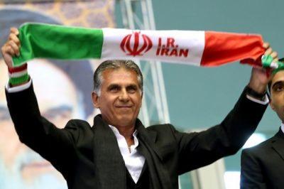 Desde 2011, é o seleccionador do Irão