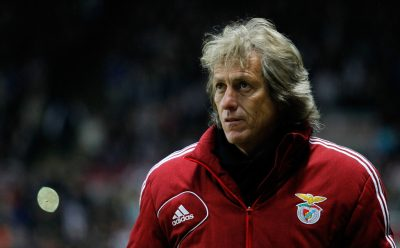 Jesus nos tempos do Benfica