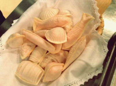 Ovos Moles tradicionais de Aveiro