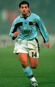 Sergio Conceição sagrou-se campeão italiano pela Lazio