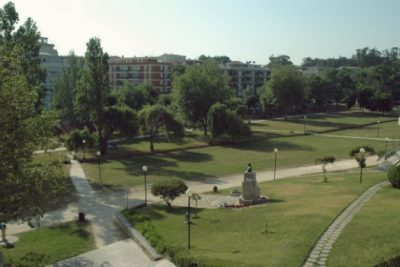Parque das Abadias