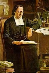 Father Bartolomeu Lourenço de Gusmãi
