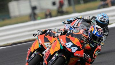 Miguel Oliveira estará na Moto GP em 2019