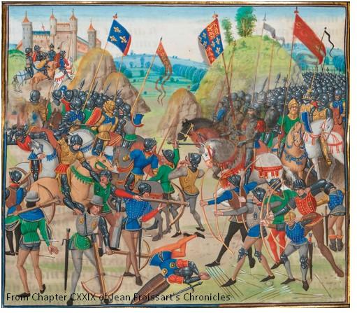 Batalha de Crécy