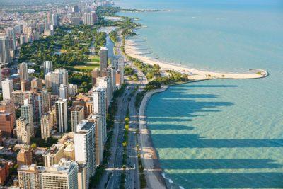 lago michigan chicago - 10 maiores lagos do mundo