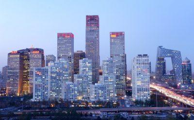 Vista de Pequim, a 3ª maior capital do mundo