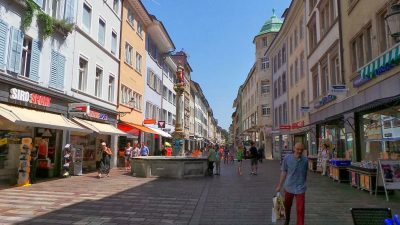 cidade de winterthur cidades mais populosas da suiça lista ranking top-10 maiores cidades da suiça