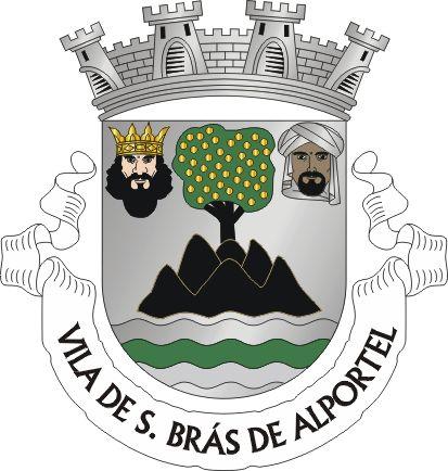 Brasão de S. Brás de Alportel