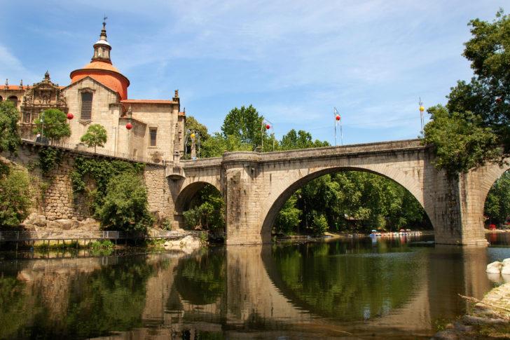 Ponte de S. Gonçalo em Amarante