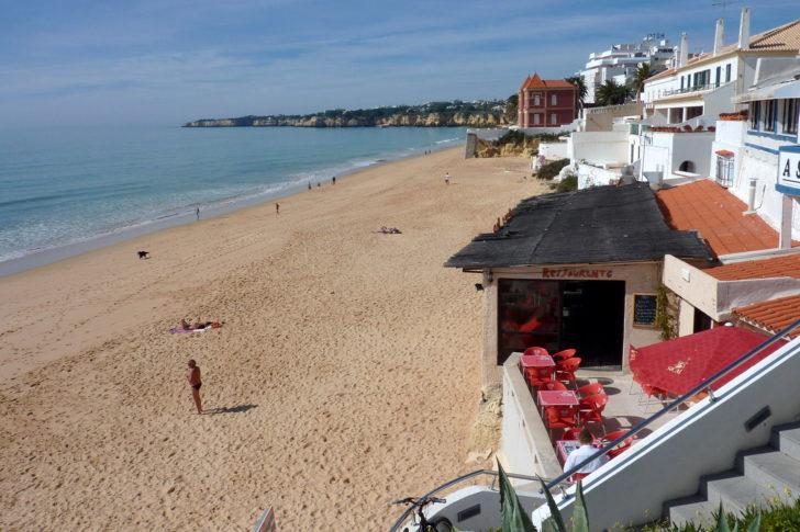 Praia de Armação de Pêra_Algarve