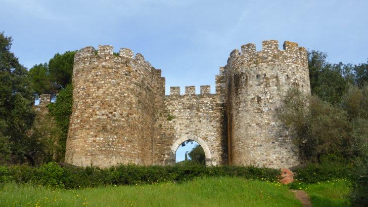 Castelo em Vila Viçosa